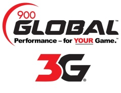 900 Global & 3G logo